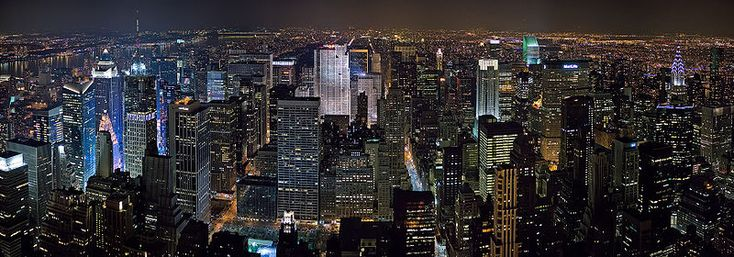 New York, The City That Never Sleeps