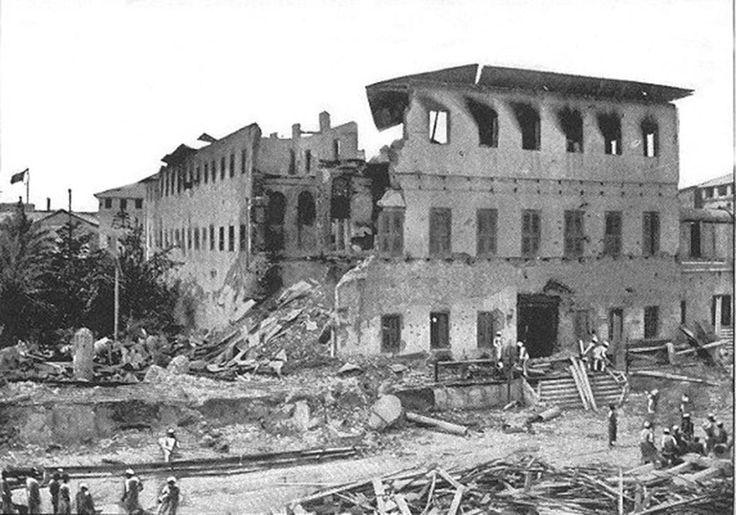 O Reino Unido e o Zanzibar entraram em guerra a 27 de agosto de 1896. O conflito durou 38 minutos e terminou com a vitória dos britânicos. Aconteceu após a morte de um sultão de Zanzibar que era pró-Inglaterra.