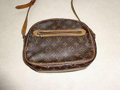 VINTAGE-Handtasche-LOUIS-VUITTON-bag-purse-sac-a-main-borsetta-monogramm-tasche