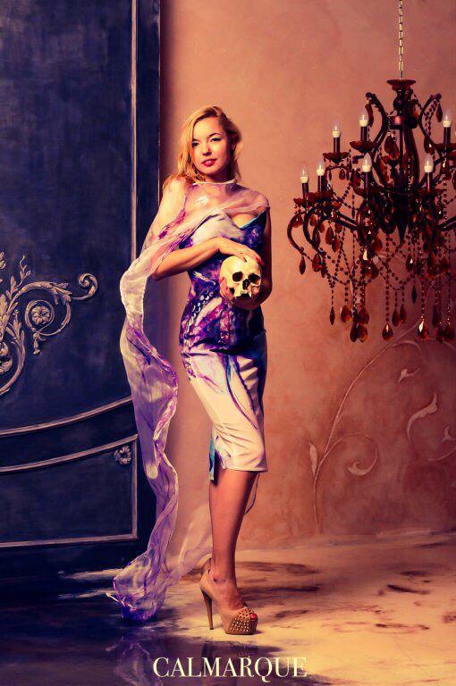 LOOKBOOK  Екатерина Рахманова участница St.Petersburg Fashion Week SS'15 в показе выпускников Международной Школы Дизайна  www.spbfashionweek.ru  #spbfw #student #fashion