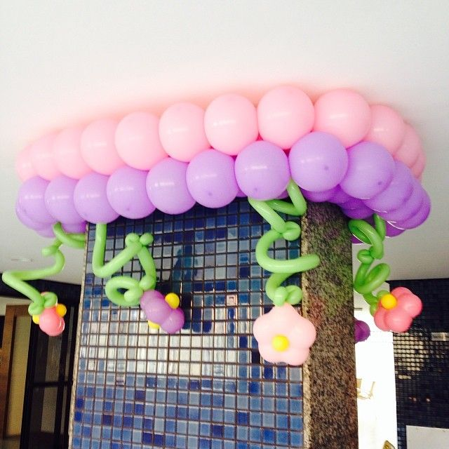 Find This Pin And More On Heliumless™ Without Helium Balloon Decoration By  Balloonbusiness.