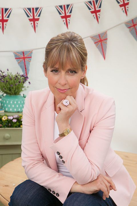 Mel Giedroyc ~ GBBO presenter profile | via BBC.co.uk