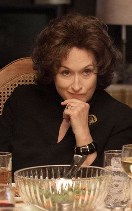 Meryl Streep (August: Osage County) - Actress in a Leading Role nominee - Oscars 2014 | The Oscars 2014 | 86th Academy Awards
