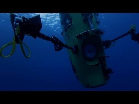James Cameron est le troisième homme a atteindre le point le plus bas sur Terre.