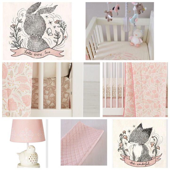 Woodland Theme Well Nested Crib Bedding Lolli Living