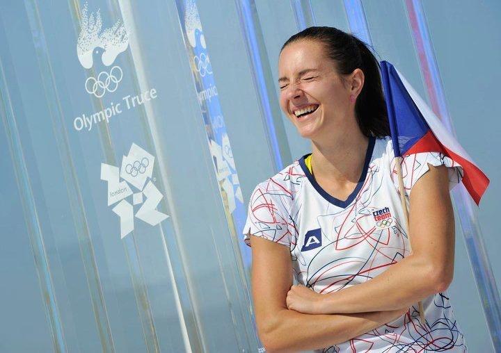 Denisa Rosolová (sprint 400m)