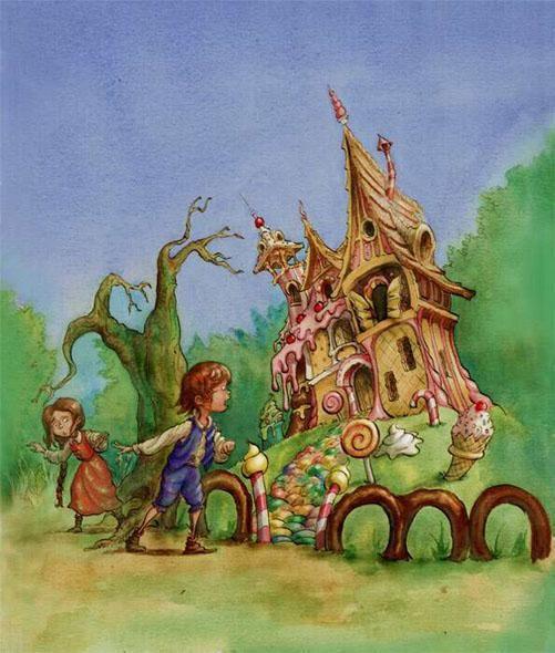 Andy Catling - professional children's illustrator♥.•:*´¨`*:•♥