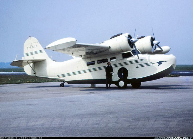 Grumman G-21A Goose aircraft picture | Flying boat ...