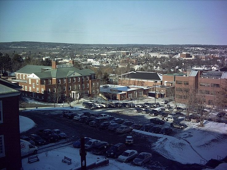 fredericton (new-brunswick) - downtown