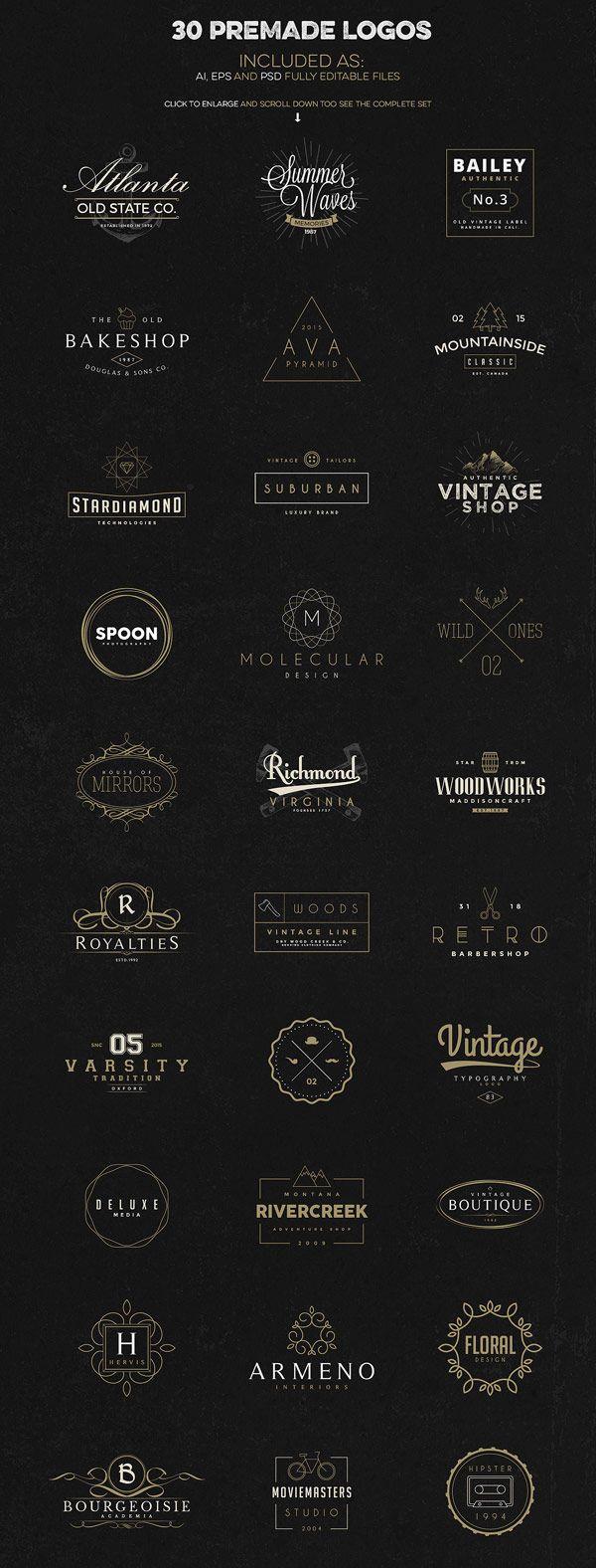 DIY Logo Design Kits : logo creation