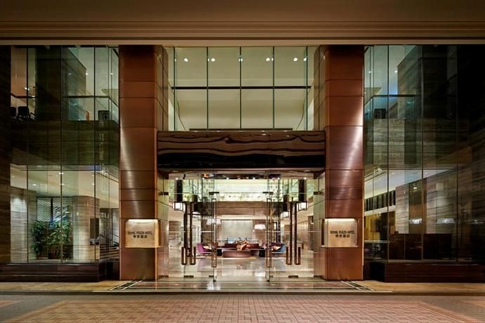 Hotel Deal Checker - Royal Plaza Hotel Hong Kong