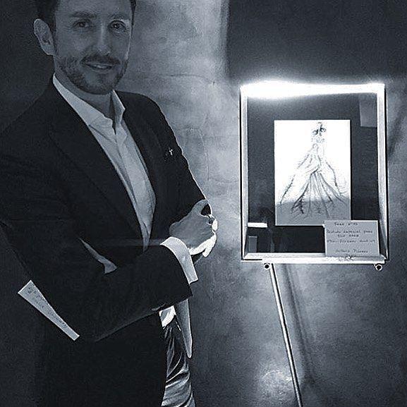 Octavio Pizarro Drawing exhibition