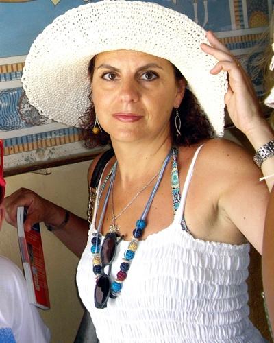 Paola D'Angelo - Agosto