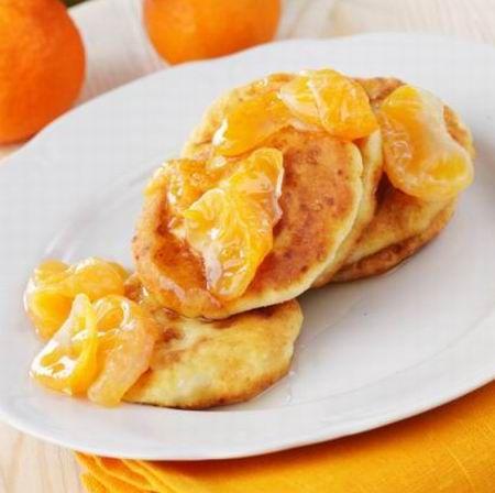 Narancsos amerikai palacsinta Recept képpel - Mindmegette.hu - Receptek