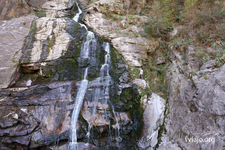 Trekking a la Cascada Los Chorrillos