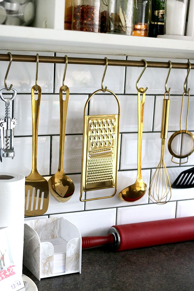 Modern Kitchen Utensils best 25+ gold kitchen utensils ideas only on pinterest | copper