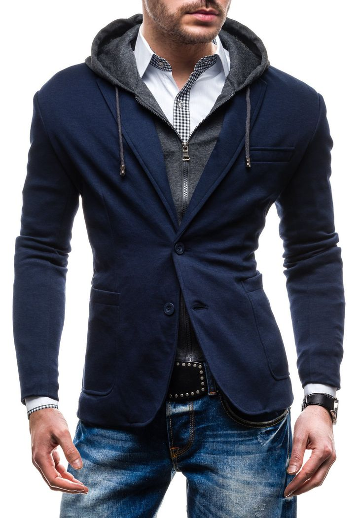 EXTREME SINCE 1975 Men's Jacket Coat Sweatshirt Blazer Hoodie Slim Fit Leisure 100: Amazon.co.uk: Clothing