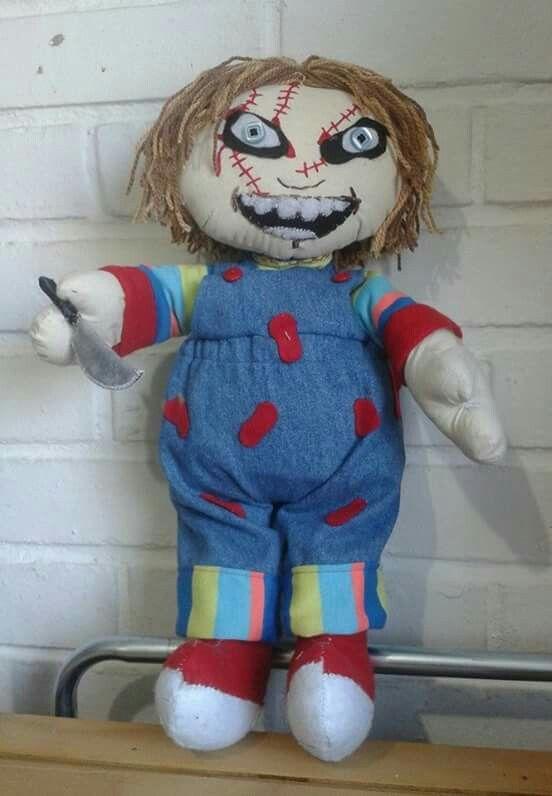 muñeco chuky