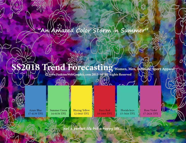 11 besten Trends Sommer 2018 Bilder auf Pinterest