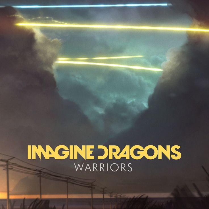 Imagine Dragons - Warriors Single Cover