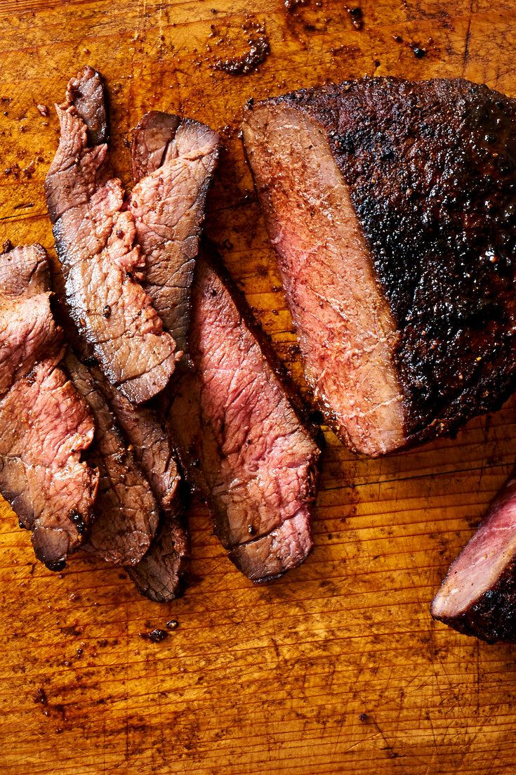 You might need to ask your butcher (assuming you have one) or even a store meat manager to order in a tri-tip roast Two pounds is a good size, but if you come across a larger one, by all means grab it as the extra meat makes amazing sandwiches The trick is to carve the tri-tip against the grain, which can change directions in this cut