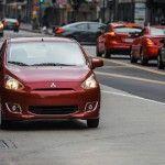 2014 Mitsubishi Mirage ES fuel cell