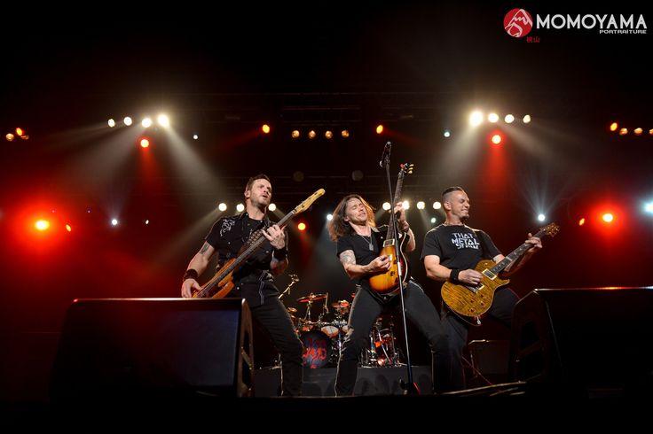 Alter Bridge Tour to Jakarta 2014