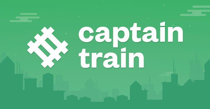 Chez CaptainTrain, nous proposons une solution plus fiable et plus économique pour acheter vos billets de train. Depuis 2011, plus d'un million d'utilisateurs nous font confiance pour leurs trajets.