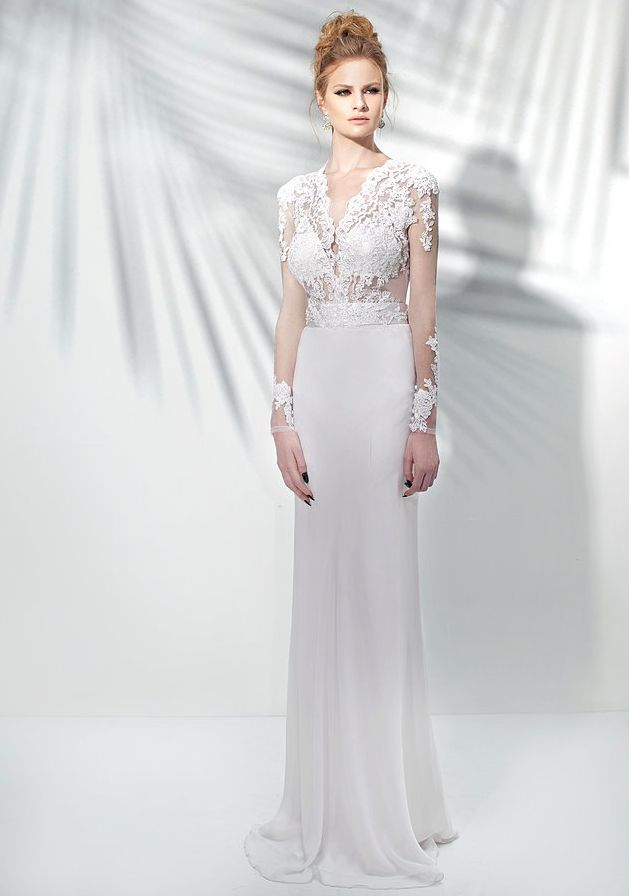 Editor's Pick: Sexy Persy Wedding Dresses - MODwedding