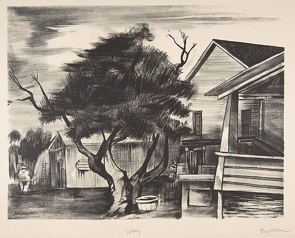 Ben Hoffman Abramowitz (American, New York). Spring, 1935–43. The Metropolitan Museum of Art, New York. Gift of the Work Projects Administration, New York, 1943 (43.33.606)