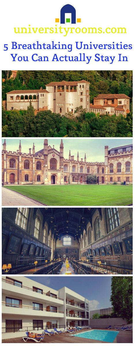 Here are our 5 favourite college picks to inspire you