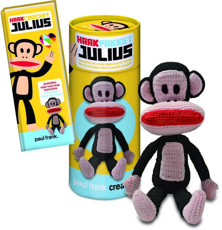 Paul Frank Bedroom In A Box: 17 Best Images About Woolytoons Amigurumi Designs On