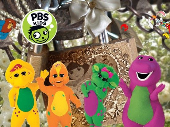 Barney & Friends Meets Leo Lionheart & His Backyard Gang (PBS Kids) (NOTICE: Dash, Dot, Dora, & other friends are leaving Barney & his pals to visit Utah! They'll be back to play at PBS Kids soon!)