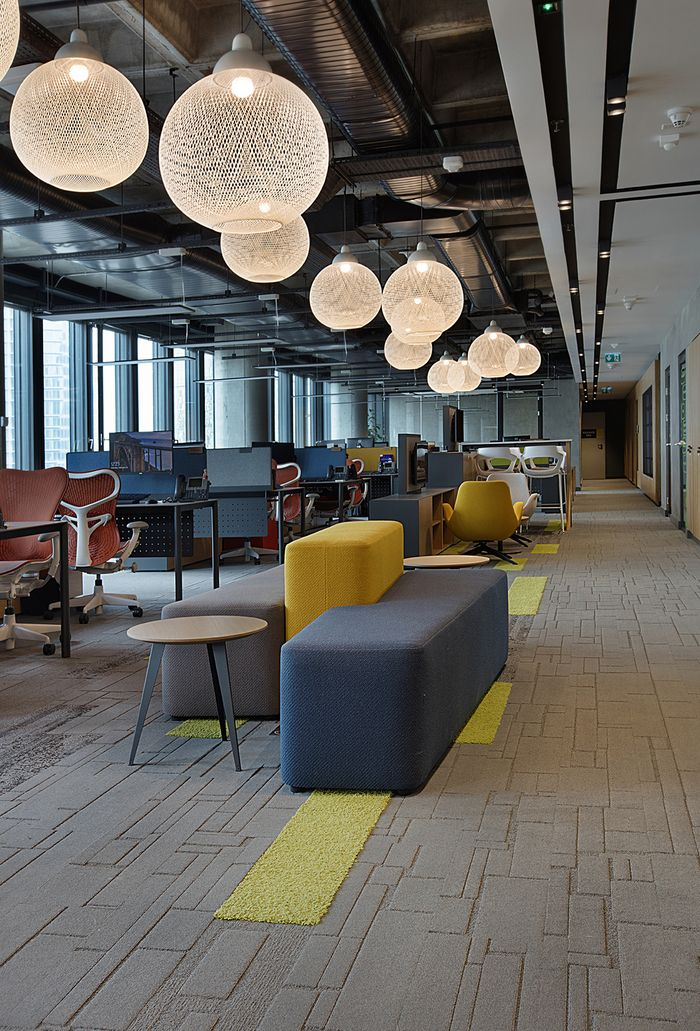 British American Tobacco Offices - Istanbul - Office Snapshots