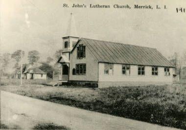 St John S Lutheran Church Merrick Library Home