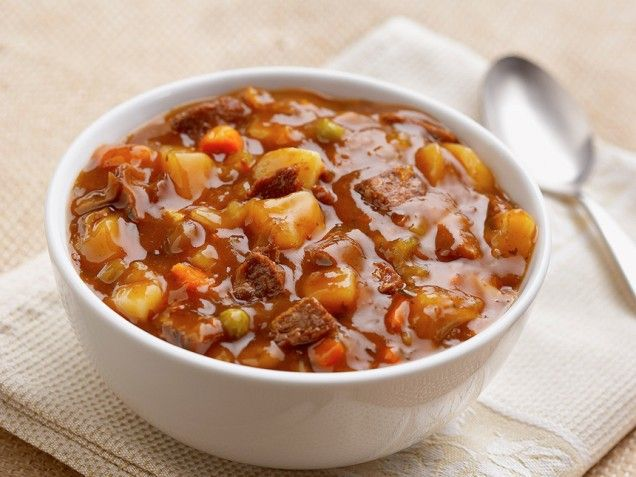 Slow Cooker Recipes: Amish Beef Stew