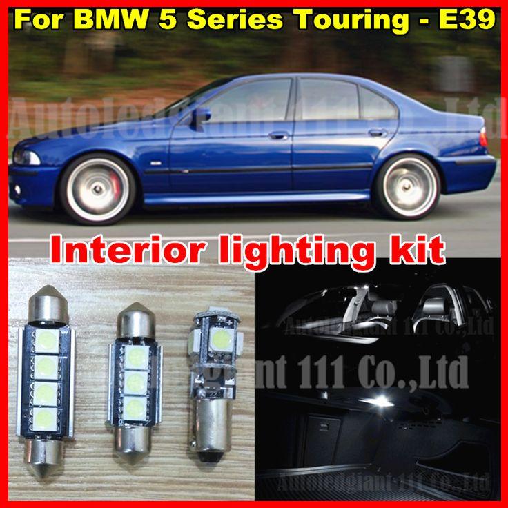 $29.88 (Buy here: https://alitems.com/g/1e8d114494ebda23ff8b16525dc3e8/?i=5&ulp=https%3A%2F%2Fwww.aliexpress.com%2Fitem%2FBright-White-Car-Canbus-Interior-Led-Light-Package-For-BMW-E39-5-Series-Touring-LED-Interior%2F32317612011.html ) Bright White Car Canbus Interior Led Light Package For BMW E39 5 Series Touring LED Interior lighting kit 528i 540i 525i 20x for just $29.88