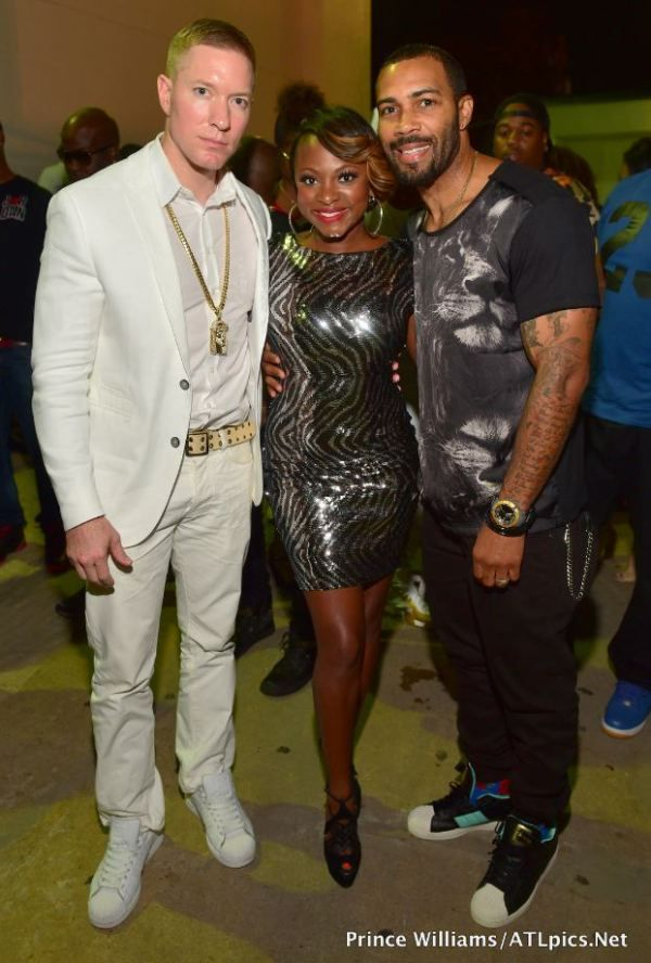 "Tommy, Tasha, & James ""Ghost"" of 'Power' on Starz"