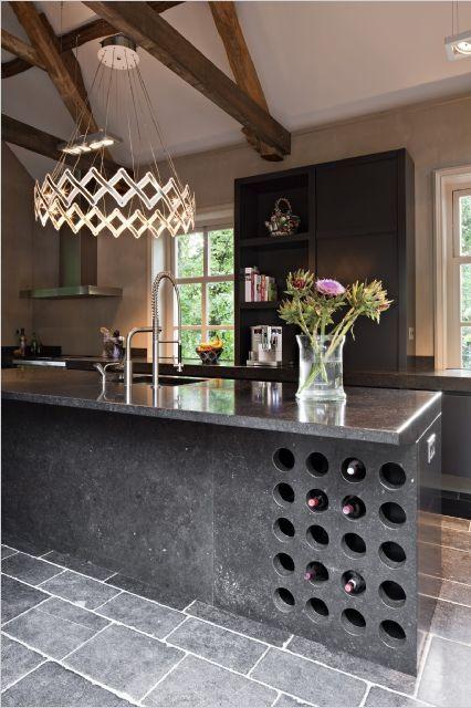 Beautiful Kitchen Floor