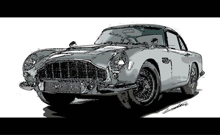 208 best tableau peinture voiture sport course ancienne images on pinterest cars 911 turbo. Black Bedroom Furniture Sets. Home Design Ideas