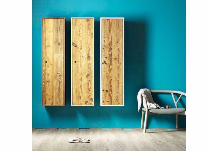 Hängeschrank aus Holz TOLA | Hängeschrank aus Holz - Miniforms