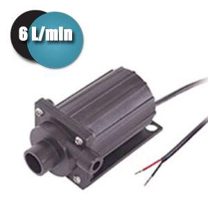 Pompe submersible à eau / 6 - 12 Volts 6L/min