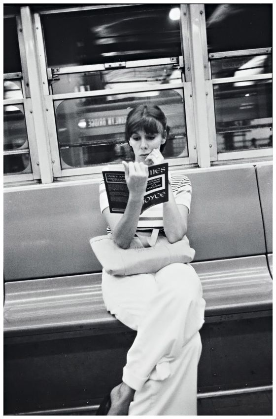 Photo Louis Faurer NYC, 1973