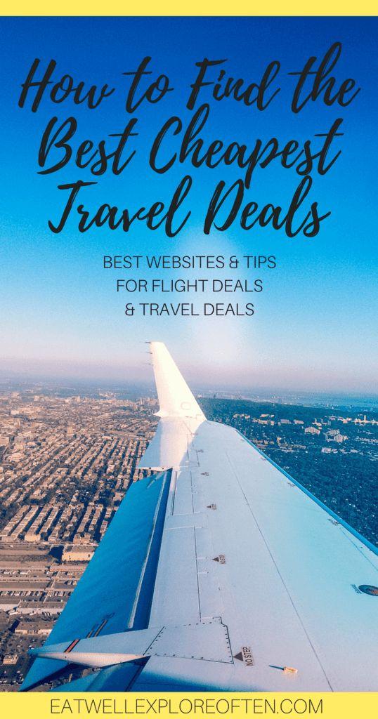 Best Cheapest Travel Deals