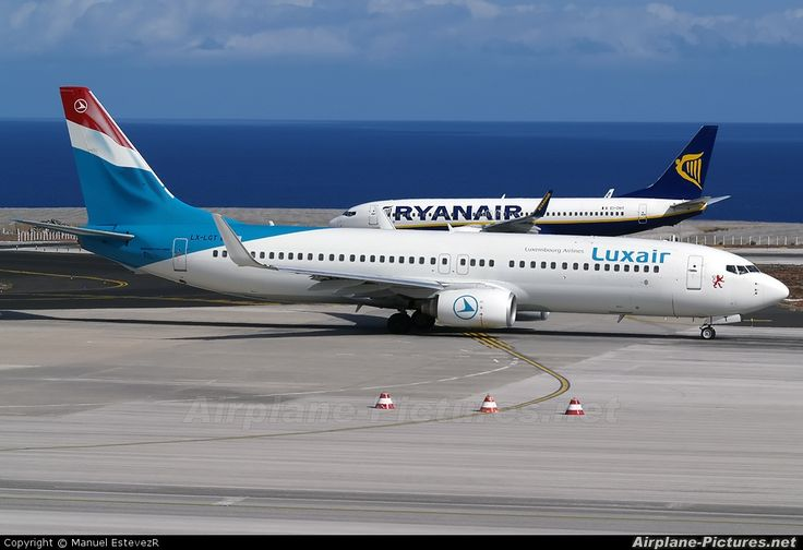 Lux Air | Luxair LX-LGT aircraft at Tenerife Sur - Reina Sofia Airport