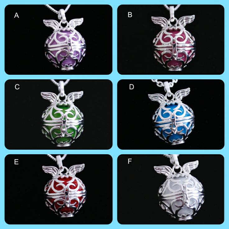 www.upliftinghchangejewellery.com.au Silver Plated Harmony Balls...Pick your Colour Chime