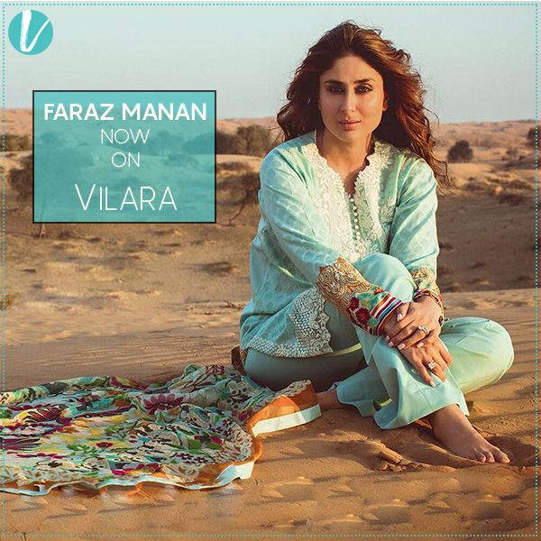 One of the most sought after names for Couture, Bridal Wear , Luxury Pret and now Lawn. Faraz Manan has made a mark and impact on the creme de la creme with exclusive glamorous designs - now available on Vilara. Shop here : http://www.vilara.com/listing/online-store/faraz-manan #farazmanan #ethnic #suits #bridalwear #weddingcollection #pretstyle #luxury #nowonvilara #shophe