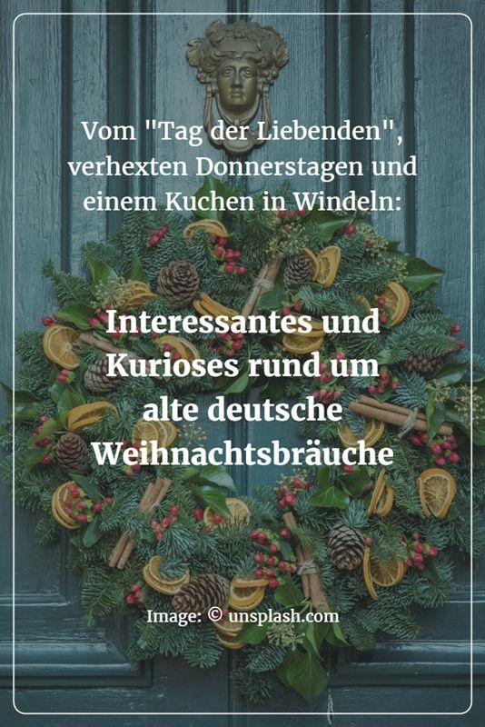 """Welche Farben müssen zum Beispiel die Kerzen des Adventskranzes haben, wenn man es ganz traditionell haben will? Wie hat man man früher einen """"Weihnachtsbaum für Arme"""" gebastelt? Und wer hat eigentlich die Lebkuchen erfunden?"""