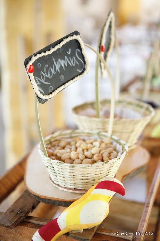 nuts bar...