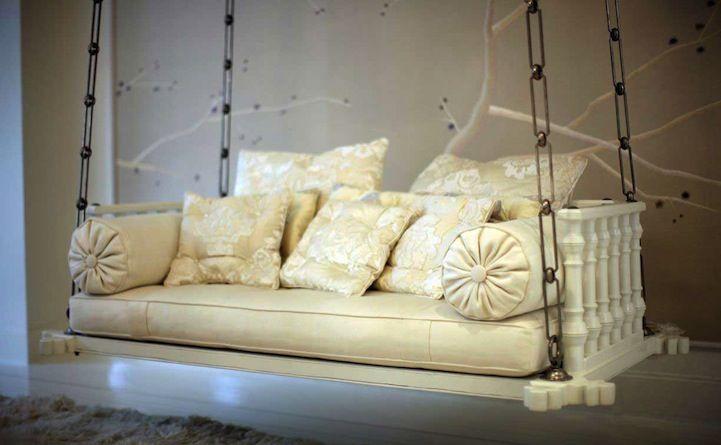 Best 25 porch swing beds ideas on pinterest swing beds for Love making swing